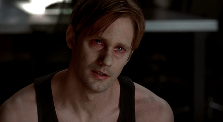 Alexander Skarsgard as Eric Northman on True Blood S05E10 Gone Gone Gone 3